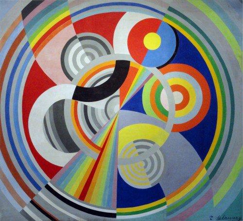 Robert Delaunay - Rythme