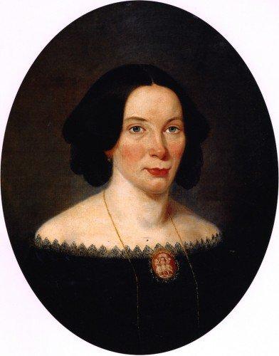 Cornelius Krieghoff - Elizabeth Bickell