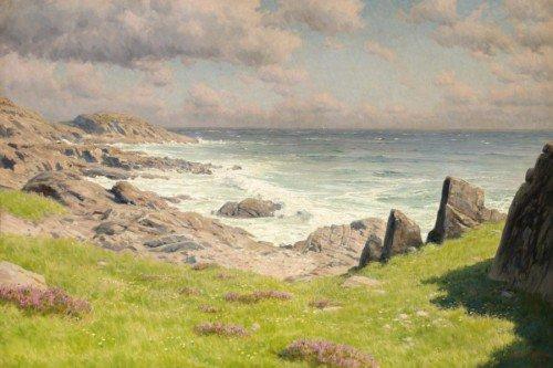 Johan Krouthén - Cliffs