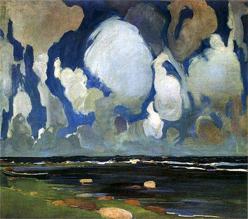 Konrad Krzyżanowski - Clouds in Finland