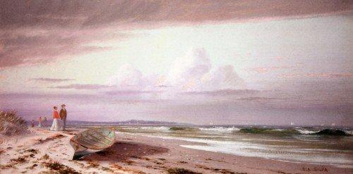 Francis A. Silva - On the Connecticut Shore