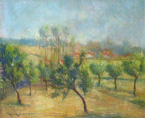 Gustave Loiseau - Trees