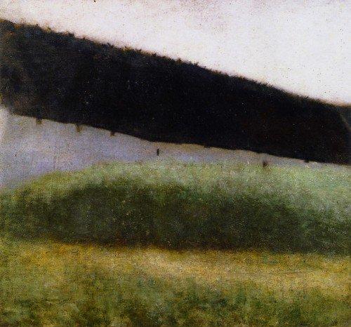 Vilhelm Hammershøi - The Farm