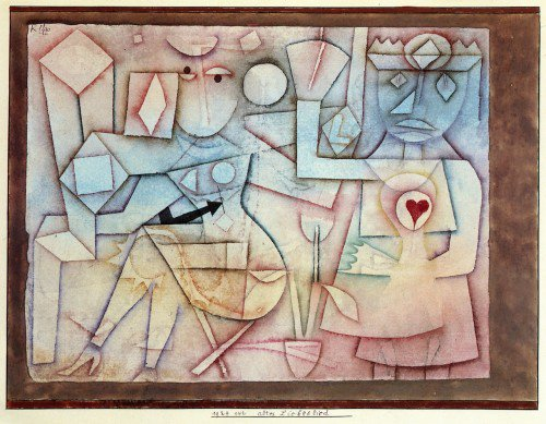 Paul Klee - Old Love Song