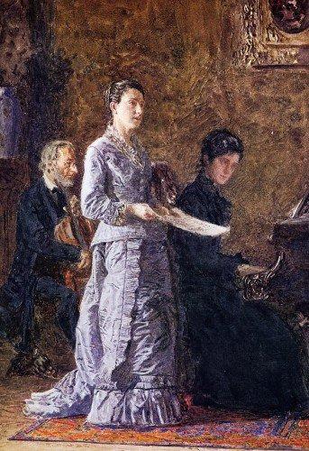 Thomas Eakins - The Pathetic Song