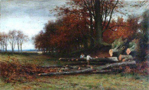 George Reid - Autumn