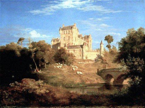 James Giles - Fyvie Castle, Aberdeenshire
