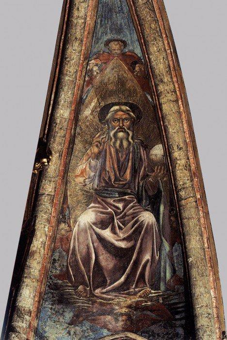 Andrea del Castagno - God the Father