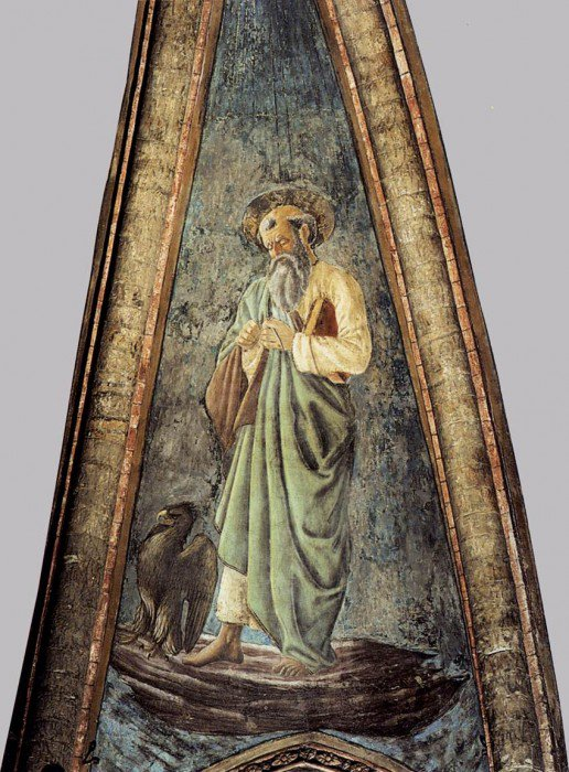 Andrea del Castagno - St John the Evangelist