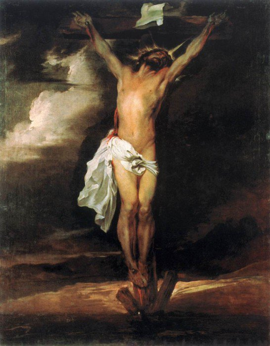 Dyck, Anthony van - Crucifixion