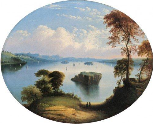 Edmund C. Coates - Passamaquoddy Bay