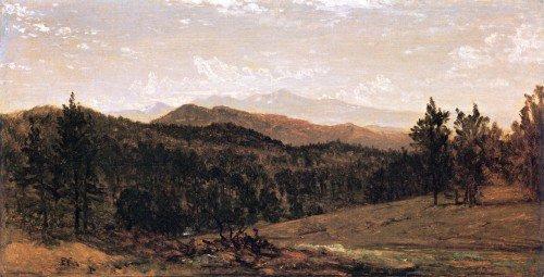 John Frederick Kensett - Mount Washington, New Hampshire