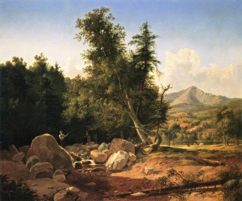 Samuel Lancaster Gerry - Whiteface in the White Mountains