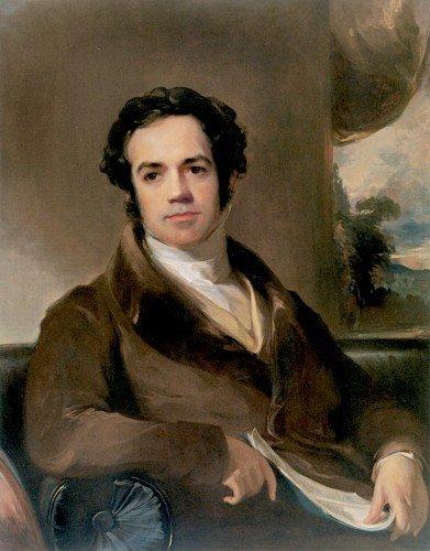 Thomas Sully - George Ticknor