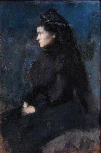 Jean-Jacques Henner - Eugénie Henner
