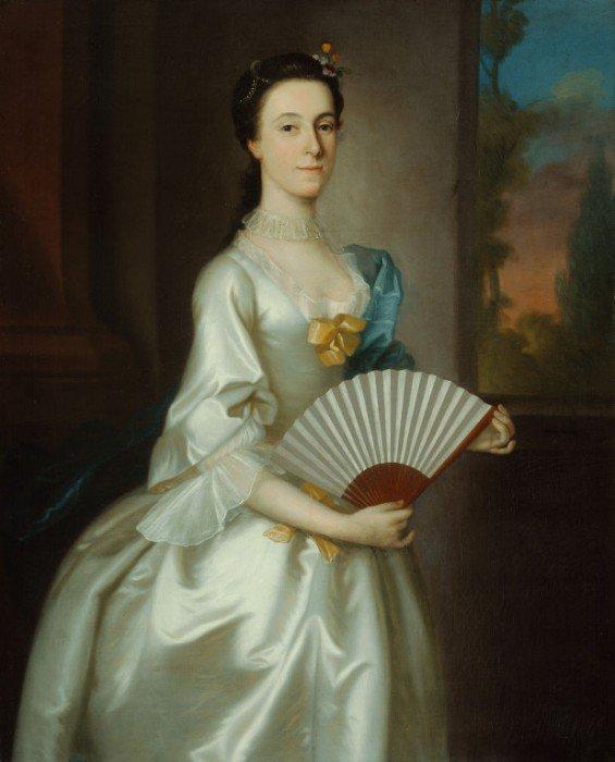 Blackburn, Joseph - Abigail Chesebrough (Mrs. Alexander Grant)