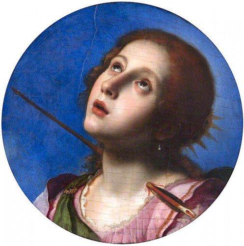 Carlo Dolci - Saint Christina of Bolsena