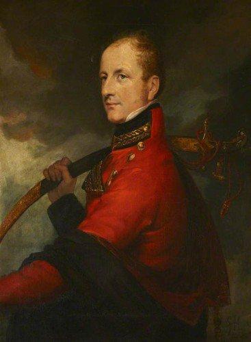 George Hayter - General the Honourable Sir Galbraith Lowry Cole