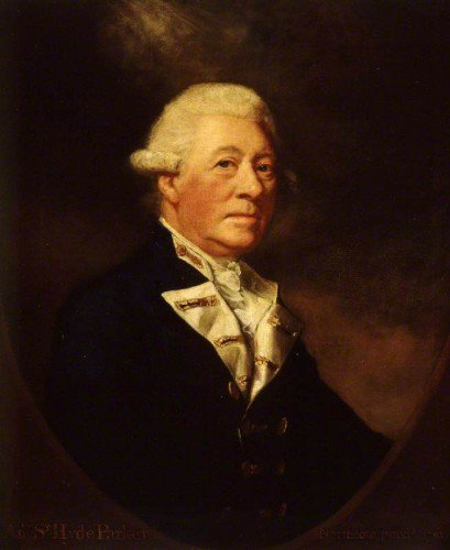 James Northcote - Admiral Sir Hyde Parker