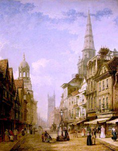 Charles Deane - Wine Street
