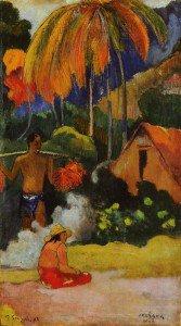 Paul Gauguin - Mahana maa, II