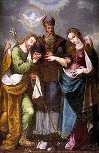 Pedro Ramírez - The Marriage of the Virgin