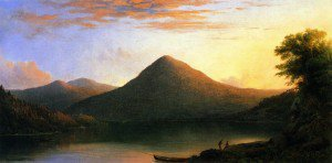 Robert Seldon Duncanson - Owl's Head Mountain