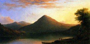 Robert Seldon Duncanson - Owl's Head Mountain