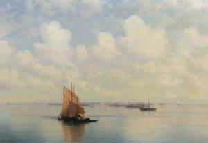 Ivan Constantinovich Aivazovsky - Seascape