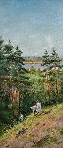 Vladimir Yegorovich Makovsky - Summer