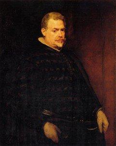 Diego Velázquez - Don Juan Mateos