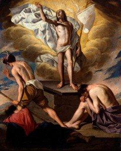 Juan Bautista Maíno - Christ Risen