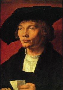 Albrecht Dürer - Bernhard von Deesen