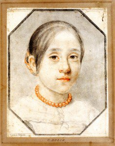 Carlo Dolci - Portrait of Agata Dolci