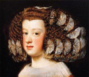 Diego Velázquez - Infanta Maria Teresa