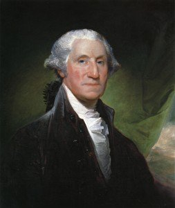 Gilbert Stuart - George Washington (The Gibbs-Channing-Avery Portrait)