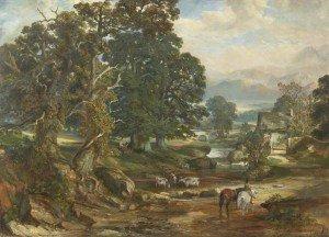 Samuel Bough - Askham Mill