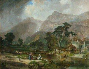 Samuel Bough - Borrowdale