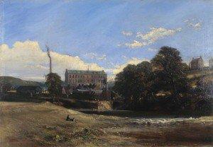 Samuel Bough - Cummersdale Mill