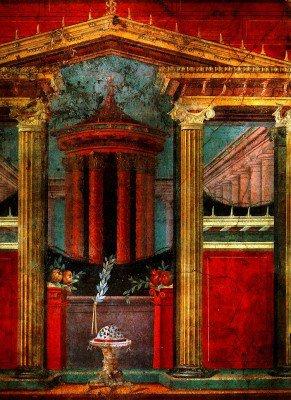 Roman - Fresco from Boscoreale