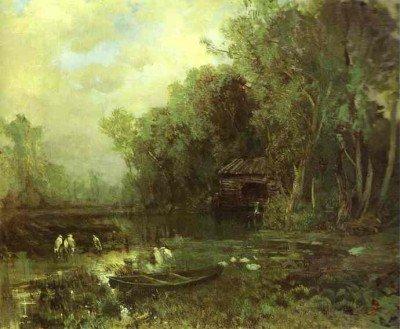 Vasilyev, Feodor - Abandoned Mill