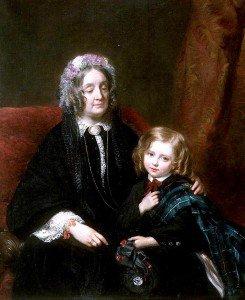 Eden Upton Eddis - Lady M. E. Hamlyn Williams and Sir H. Drummond