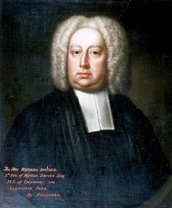 James Fellowes - The Reverend Richard Davies