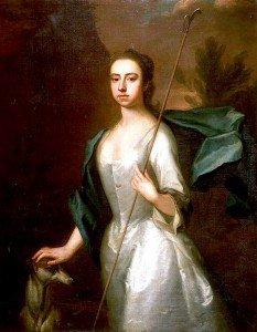 Michael Dahl - Jane Wyndham of Dunraven