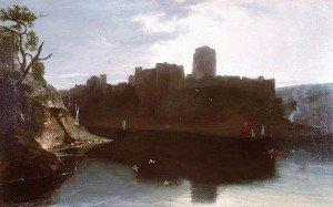 William Daniell - Pembroke Castle