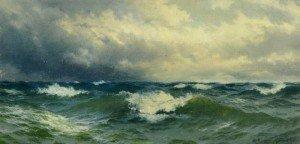 David James - Seascape