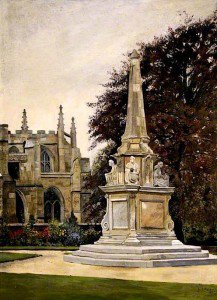 Francis Kenneth Elwell - The Monument, St Mary's Church, Beverley, East Riding of Yorkshire