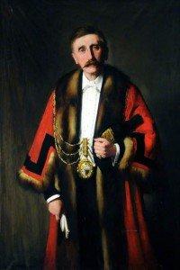 Frederick William Elwell - F. G. Hobson, Mayor of Beverley