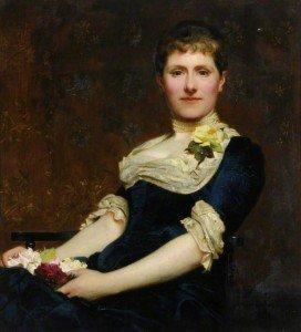 Philip Hermogenes Calderon - Mrs Champney