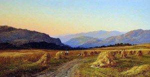 Walter Heath Williams - Harvesting